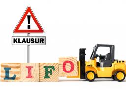 Punktierungssystematik Steuerberater-Bilanzklausur anhand eines LIFO-Falls