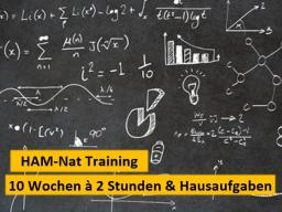 Webinar: HAM-Nat Training