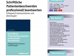 Webinar: Schriftliche Patientenbeschwerden professionell beantworten - Fachgespräch