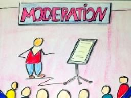 Erfolgreich moderieren, auch virtuell