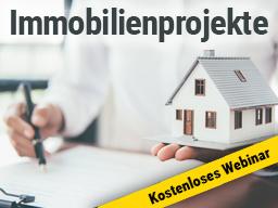 Webinar: Einführung Immobilienprojekte